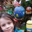 Romy, la fille de Julie Snyder, sur Facebook le 28 octobre 2014