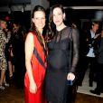 Topaz Page-Green, Liv Tyler enceinte au Lunchbox Fund's Fall Benefit Dinner à New York le 5 novembre 2014.