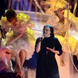 """Finale de l'émission """"The Voice"""" Italie, Soeur Cristina Scuccia remporte l'émission le 5 juin."""