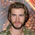 """Liam Hemsworth au photocall du film """"The Hunger Games : Mockingjay - part 1"""" (Hunger Games - La Révolte : Partie 1) à Londres, le 9 novembre 2014."""
