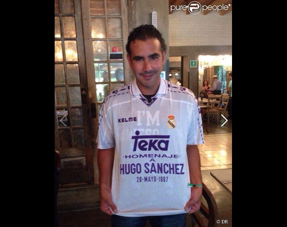 Hugo Sanchez Jr.