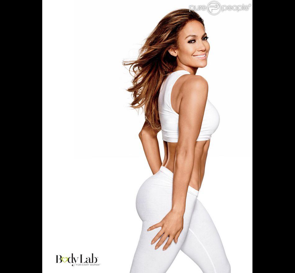 Jennifer Lopez pour BodyLab