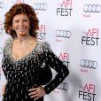 Hommage à Sophia Loren pendant le AFI Fest à Hollywood le 12 novembre 2014.