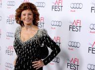 Sophia Loren 80 ans : Une icône rayonnante au bras de ses deux fils amoureux