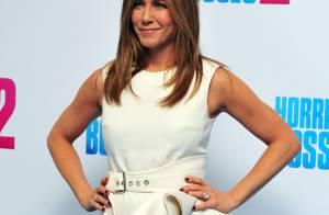 Jennifer Aniston, chic et stylée, évoque le retour de ''Friends''...