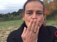Stéphanie de Monaco : Le kiss de la princesse, son selfie modèle...