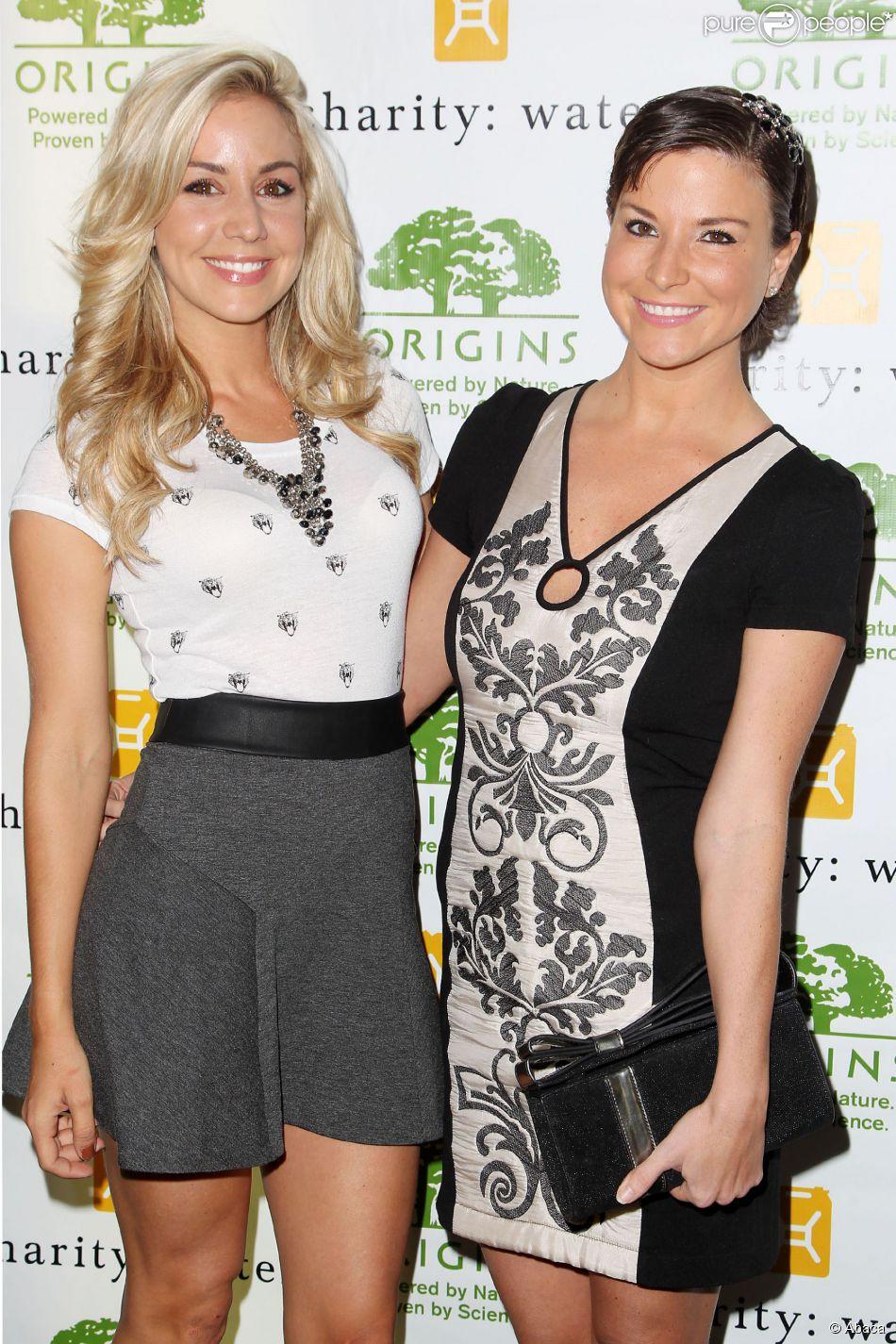 Ashley Marie Kelsey et Diem Brown à New York le 16 septembre 2013.