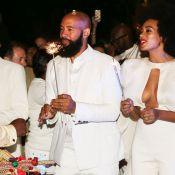 Solange Knowles : La petite soeur de Beyoncé s'est mariée... Une tenue sexy !