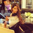 Nabilla affiche un nouveau look : une vraie Pretty Woman chez Bulgari