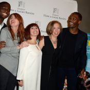 Danièle Thompson, bouleversée, sacre ''Les Héritiers'' avec Ariane Ascaride
