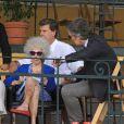 Cayetana Fitz-James Stuart, 18e duchesse d'Albe, était le 4 octobre 2014 avec son mari Alfonso Diez au Real Club Pineda de Séville pour voir son fils Cayetano en lice lors du jumping. La flamboyante aristocrate est morte le 20 novembre 2014 à l'âge de 88 ans.