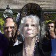 Cayetana Fitz-James Stuart, 18e duchesse d'Albe, en 2009. La flamboyante aristocrate est morte le 20 novembre 2014 à l'âge de 88 ans.