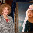 Cayetana Fitz-James Stuart, 18e duchesse d'Albe, en 2003. La flamboyante aristocrate est morte le 20 novembre 2014 à l'âge de 88 ans.