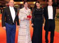 Caroline de Monaco : Fin de fête en beauté avec Andrea et la belle Tatiana