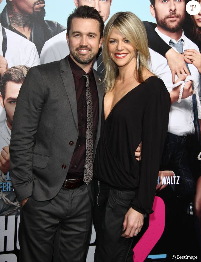 kaitlin olson and rob mcelhenney dating after divorce