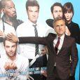 """Christoph Waltz - Avant-première du film """"Comment tuer son boss ? 2"""" à Hollywood le 20 novembre 2014."""