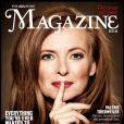 Valérie Trierweiler en couverture du Times Magazine.