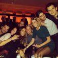 Alexandra Rosenfeld : Nouvelle coupe de cheveux et folle soirée avec ses copines Miss France