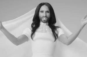 Conchita Wurst : Sainte diva et apôtre de l'amour dans ''Heroes''