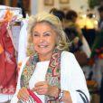 Beatriz d'Orléans lors la vente caritative El Rastrillo Nuevo Futuro 2014 à Madrid, le 22 novembre 2014.