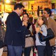 Louis de Bourbon lors la vente caritative El Rastrillo Nuevo Futuro 2014 à Madrid, le 22 novembre 2014.