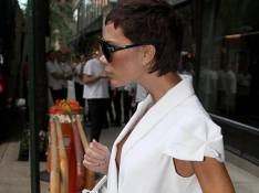 PHOTOS EXCLUSIVES : Victoria Beckham... mais quel look !!!