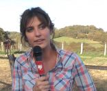 Laetitia Milot, émue : ''J'aurais la fierté de raconter ça à mes enfants''