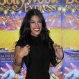 """Ayem Nour - Générale du spectacle """"Bollywood Express"""" au Palais des Congrès à Paris, le 27 novembre 2014"""
