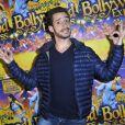 """David Lantin - Générale du spectacle """"Bollywood Express"""" au Palais des Congrès à Paris, le 27 novembre 2014."""
