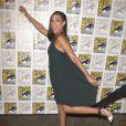 """Rosario Dawson à la soirée """"Sin City - J'ai tué pour elle"""" au Comic-Con International 2014 à San Diego, le 26 juillet 2014"""