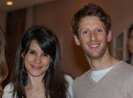Romain Grosjean et Marion Jollès, enceinte : Futurs parents Toqués de sport