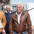 Exclusif : Jean-Paul Belmondo, Paul Belmondo et Charles Gérard à Monaco