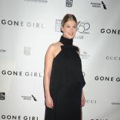 Rosamund Pike maman : La star de ''Gone Girl'' accueille un second bébé