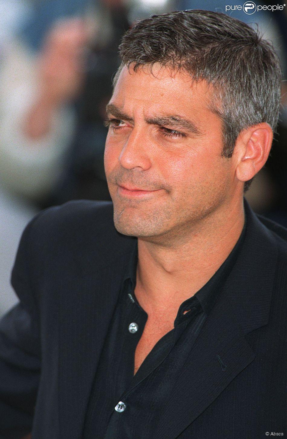 George Clooney pour O Brother de Ethan & Joel Coen en juin 2000.