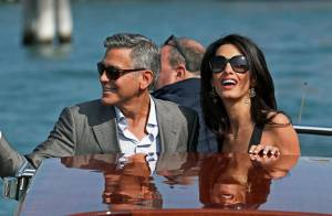 Mariage de George et Amal Clooney : Des photos inédites et magnifiques dévoilées