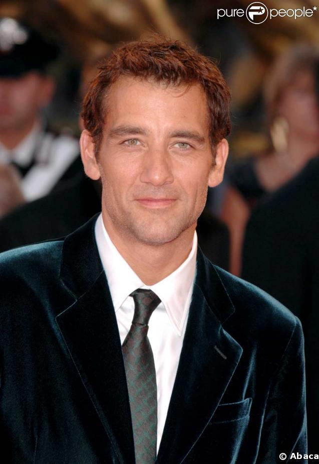 Clive Owen - Photo Colection