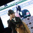 Guillaume Canet - Quatrième jour du Gucci Paris Masters 2014 à Villepinte le 7 décembre 2014.