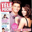 Magazine Télé Poche du 13 au 19 décembre 2014.