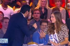 TPMP - Miss Côte d'Azur met un gros vent en direct à Cyril Hanouna...