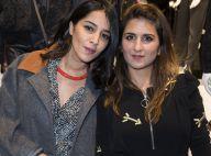 Leïla Bekhti et Géraldine Nakache : Rendez-vous avec la mode et Jeff Koons