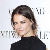 Katie Holmes : Modeuse chic et sexy, en avance sur la Fashion Week