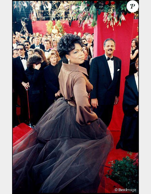 OPrah Winfrey à la 67e cérémonie des Oscars le 30 mars 1995. ©Bestimage