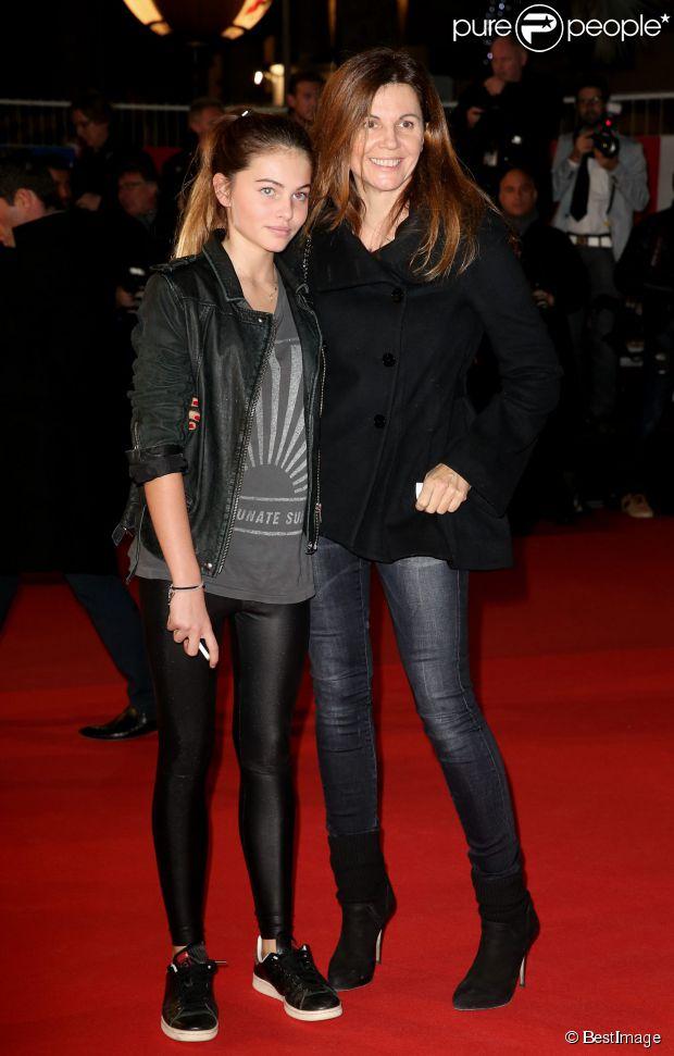 Elisa tovati sur le tapis rouge de la 16e dition des nrj music awards can - Thylane blondeau taille ...