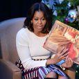 Michelle Obama a lu un conte pour enfants, au Children's National Health System à Washington, le 15 décembre 2014