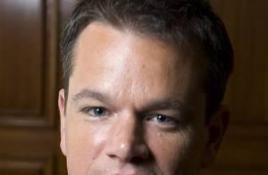 Matt Damon a volé au secours d'Haïti !