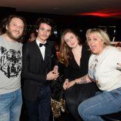 Valérie Damidot en famille : Djette souriante face à Lââm et Philippe Lavil