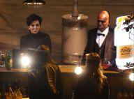 Kris Jenner et Corey Gamble : Couple élégant au mariage du chanteur Lance Bass