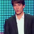 Lionel dans La France a un incroyable talent sur M6, le mardi 23 décembre 2014.
