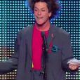 Chris dans La France a un incroyable talent sur M6, le mardi 23 décembre 2014.