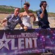 Rage'N'Respect dans La France a un incroyable talent sur M6, le mardi 23 décembre 2014.